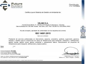 CERTIFICADO ISO 14001_PERU
