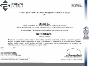 CERTIFICADO ISO 45001_PERU